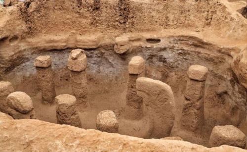 Situs Kuno Karahantepe di Turki