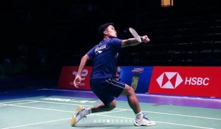 Anthony Sinisuka Ginting. Foto: Badminton Photo