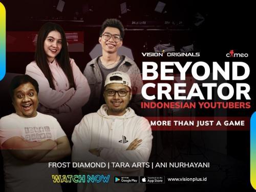 Beyond Creator: Indonesian YouTubers