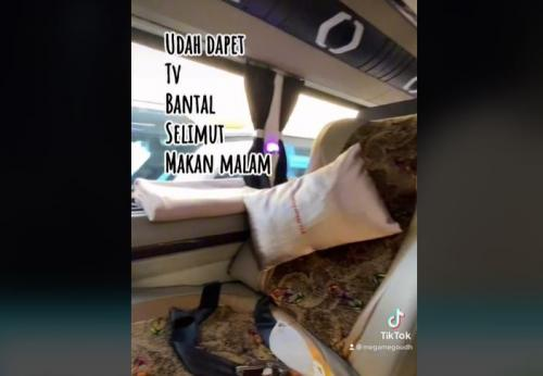 Bus Jakarta Jogja