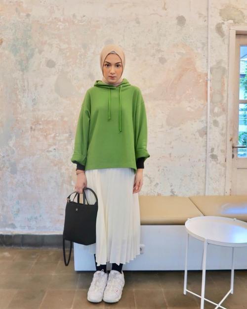 Ilustrasi hijabers.