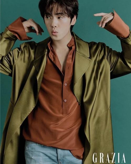 Kim Jung Hyun. (Foto: GRAZIA)