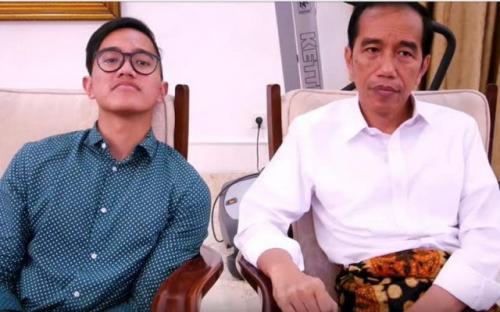 Kaesang Pangarep dan Presiden Jokowi. (Foto: Instagram)