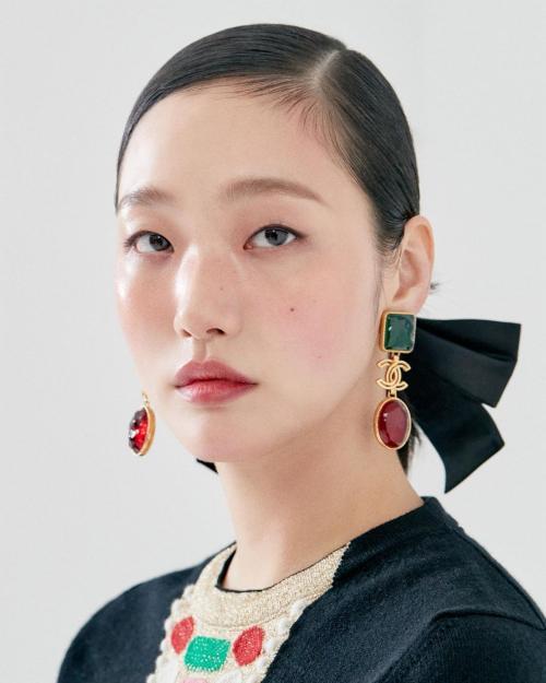 Kim Go Eun. (Foto: Chanel)