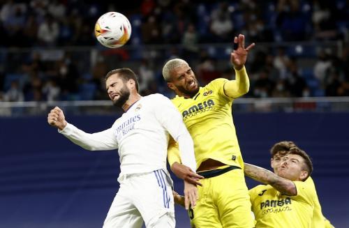 Real Madrid vs Villarreal (Foto: Reuters)
