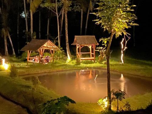 D'Green Babakan, Mangsi River
