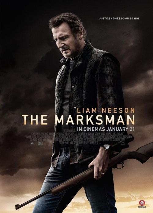 Sinopsis The Marksman