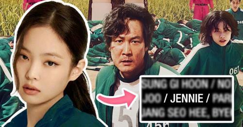 Jennie BLACKPINK (Foto: Koreaboo)