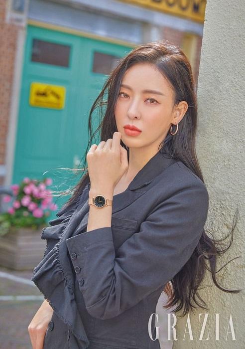 Lee Da Hee. (Foto: GRAZIA)