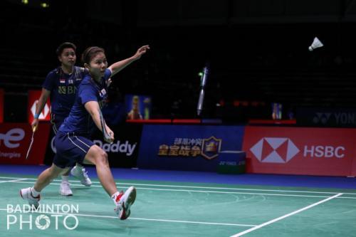 Greysia Polii. Foto: Badminton Photo