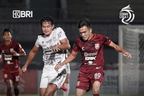 Borneo FC vs Bali United (Foto: Twitter/@Liga1Match)