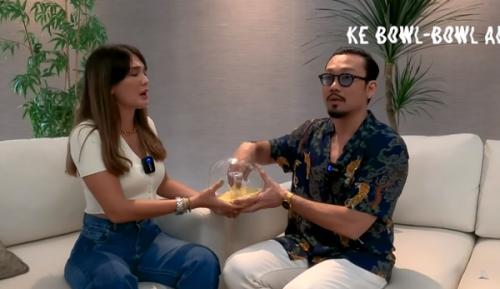 Denny Sumargo dan Luna Maya