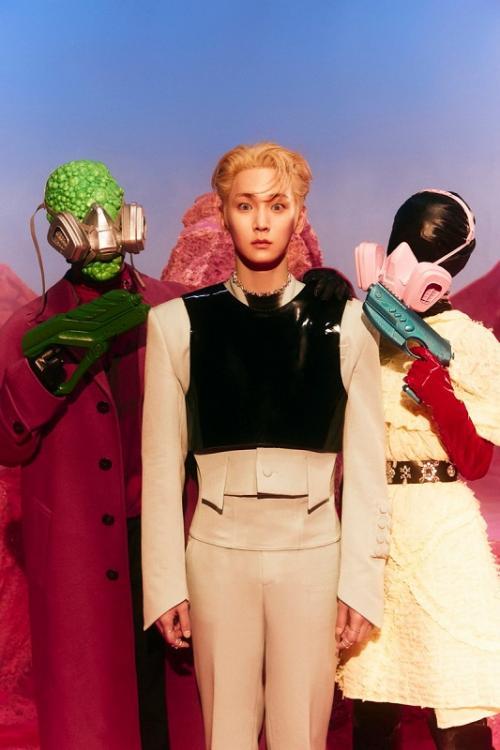 Album baru Key SHINee dominasi chart iTunes di 32 negara. (Foto: SM Entertainment)