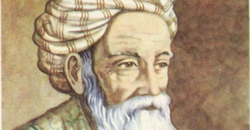 Umar Khayyam. (Foto: Famous Mathematicians)
