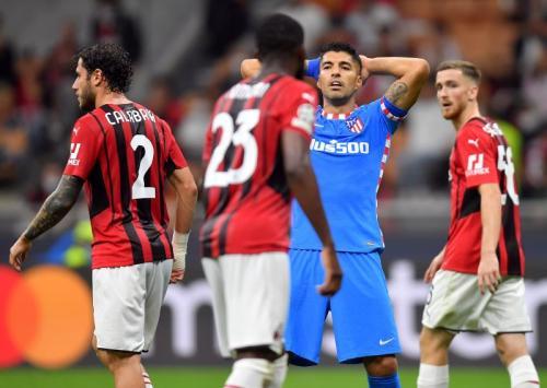 AC Milan vs Atletico Madrid