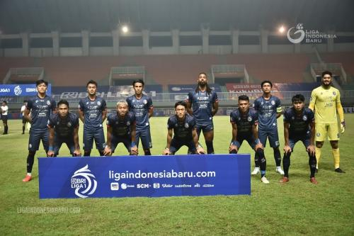 Arema FC (Foto: Liga Indonesia Baru)