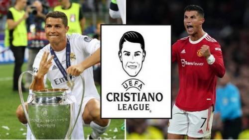 UEFA Cristiano Ronaldo League