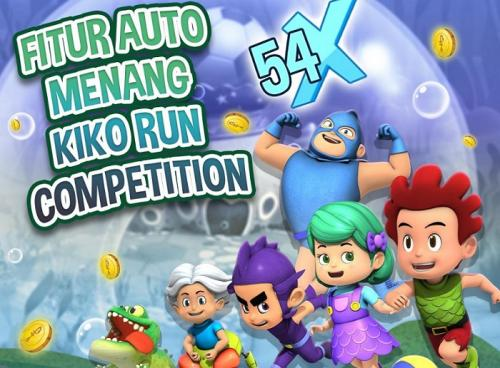 Kiko Run Competition