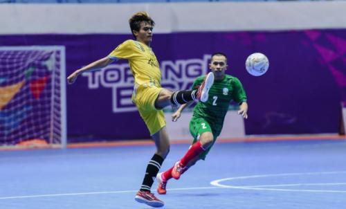 Futsal PON XX Papua 2021