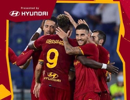 Laga AS Roma vs Empoli di Liga Italia 2021-2022. Foto: AS Roma