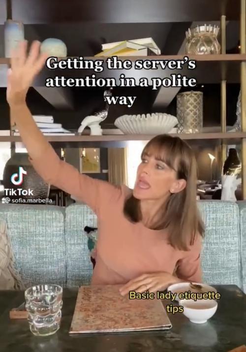 Etika Restoran