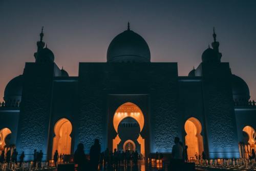 Ilustrasi masjid dan rumah dakwah. (Foto: Wirestock/Freepik)