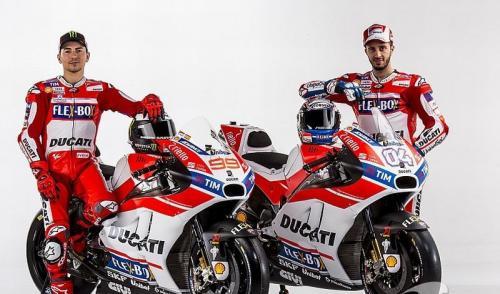 Ducati Desmosedici GP17 (Foto: Motorsport)