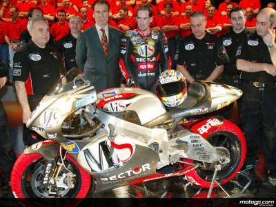 Aprilia RS Cube 2002 (Foto: MotoGP)