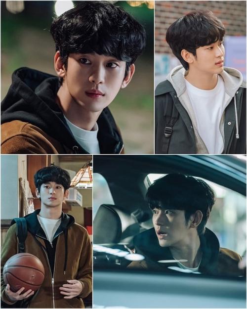 Kim Soo Hyun dalam drama One Ordinary Day. (Foto: Coupang Play)