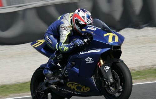 Blata V6 2005 (Foto: MotoGP)