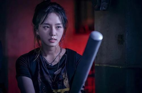 Park Gyu Young dalam Sweet Home. (Foto: Netflix)