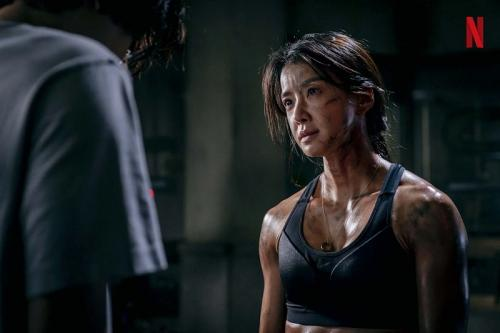 Lee Si Young dalam Sweet Home. (Foto: Netflix)