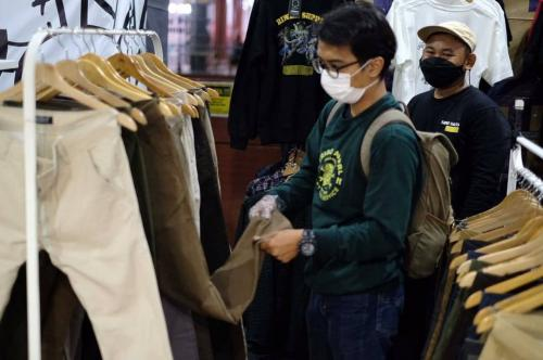 Belanja saat Pandemi