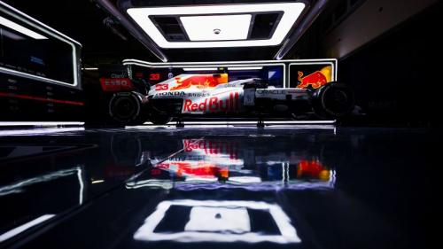 Livery spesial Red Bull Racing di F1 GP Turki 2021