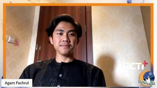Dai muda Agam Fachrul. (Foto: RCTI Plus)