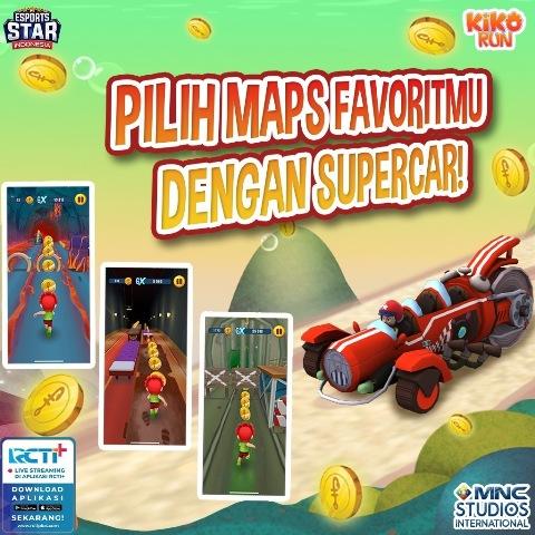 Game Kiko Run. (Foto: MNC Games)
