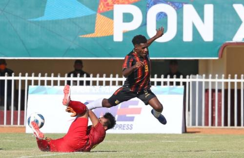 Sepakbola PON XX Papua 2021