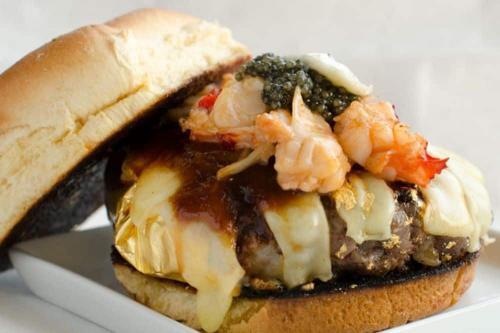 Burger Termahal di Dunia