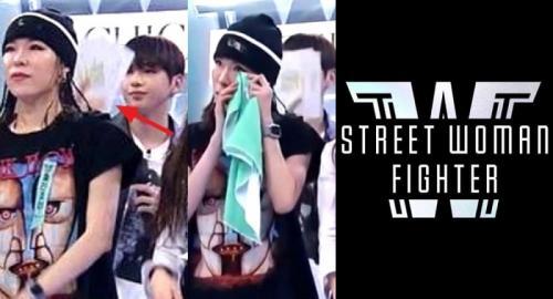 Sikap manis Kang Daniel di Street Woman Fighter tuai pujian warganet. (Foto: Mnet)