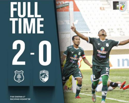 PSMS Medan vs Babel United