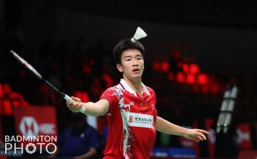 Li Shifeng (Foto: Badminton Photo)