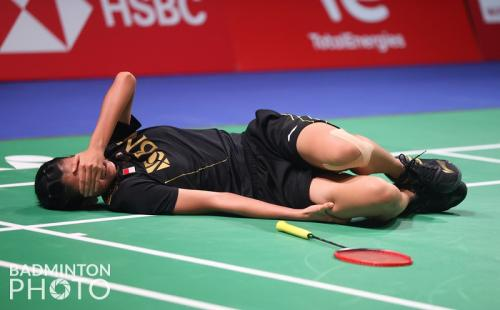 Nandini Putri Arumni. Foto: Badminton Photo