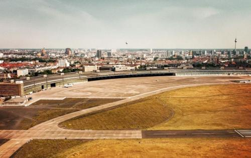 Bandara Berlin Templehof