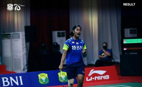 Ester Nurumi Tri Wardoyo (Foto: PBSI)
