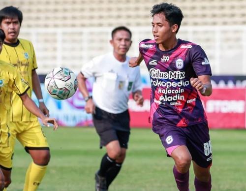 Laga RANS Cilegon FC vs Perserang Serang. Foto: Instagram/@rans.cilegonfc.official