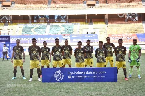 Barito Putera (Foto: Liga Indonesia Baru)