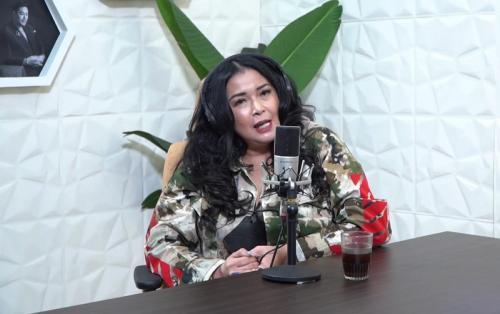 Jennifer Jill mengaku, kekayaannya turun drastis selama menjalani masa rehabilitasi. (Foto: YouTube/Ivan Gunawan)