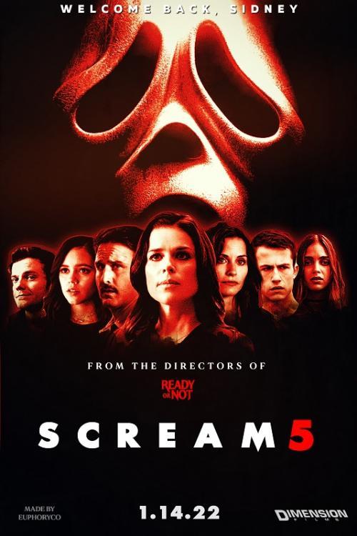 Scream 5. (Foto: Paramount Pictures)