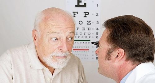 Cek Kesehatan Mata