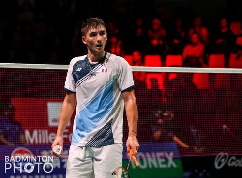 Christo Popov. Foto: Badminton Photo